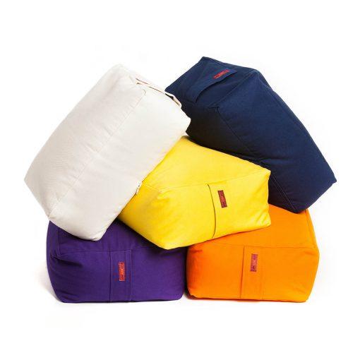ορθογώνιο στηρικτικό μαξιλάρι γιόγκα bolster
