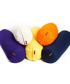 στρόγγυλο στηρικτικό μαξιλάρι γιόγκα bolster