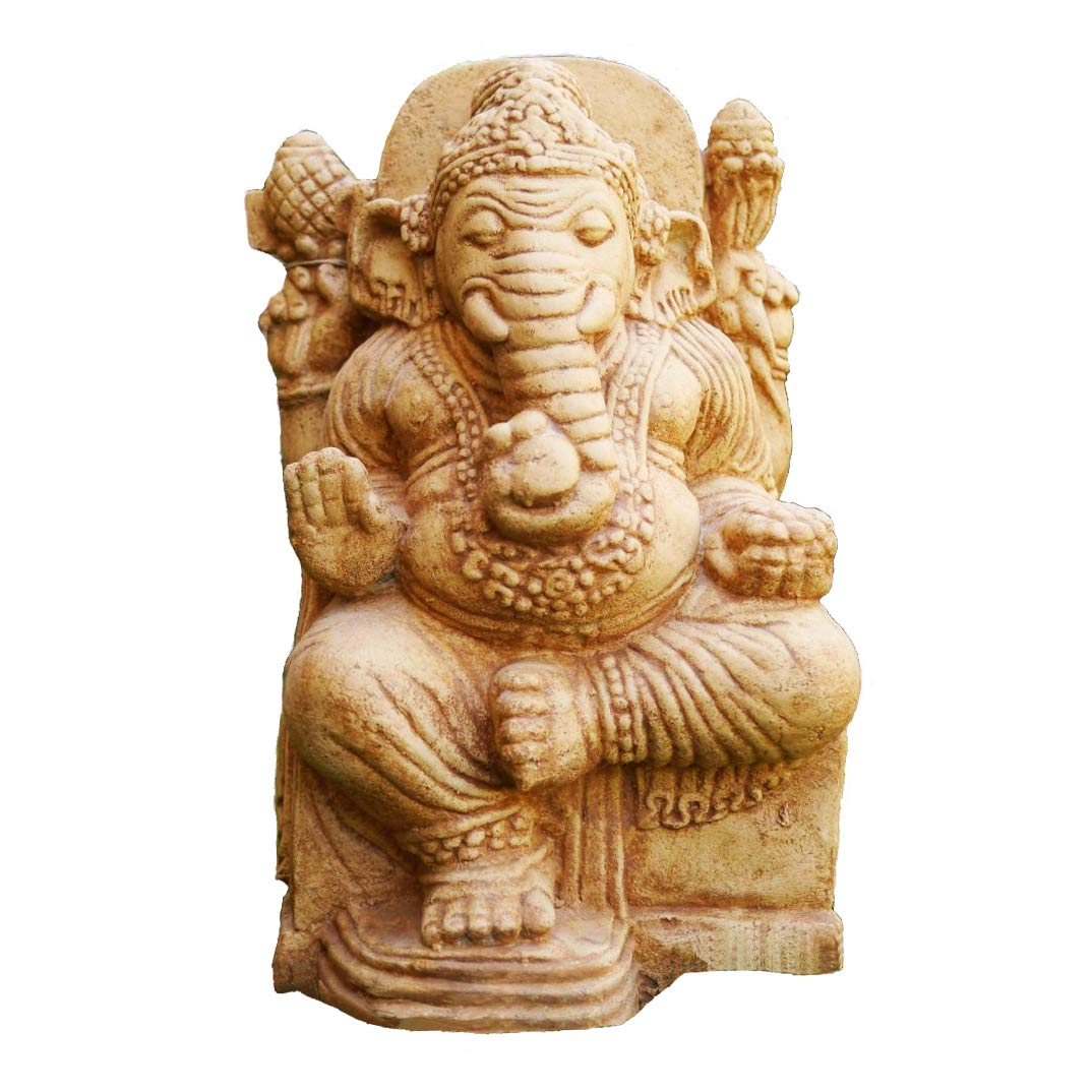 άγαλμα που απεικονίζει την θεότητα Γκανέσα