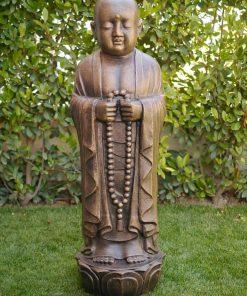 άγαλμα το οποίο απεικονίζει σαολίν