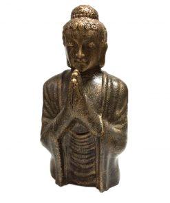 άγαλμα το οποίο απεικονίζει προτομή Βούδα