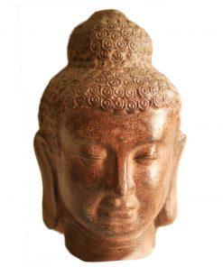 02020211 - Κεφάλι Βούδα (42cm)