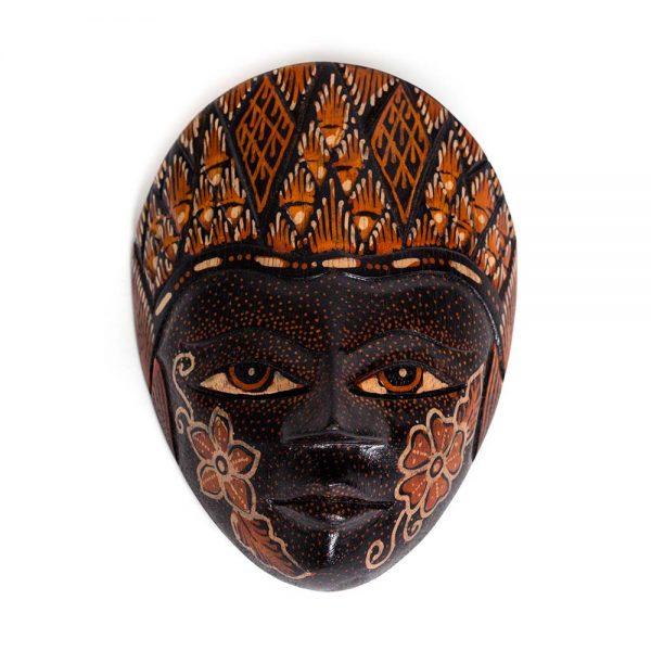ξύλινη παραδοσιακή μάσκα
