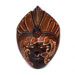 παραδοσιακή μάσκα Ινδονησίας