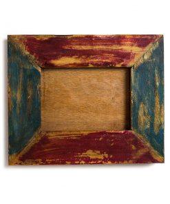 ξύλινη κορνίζα από Ινδονησία