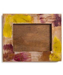 ξύλινη κορνίζα τοίχου