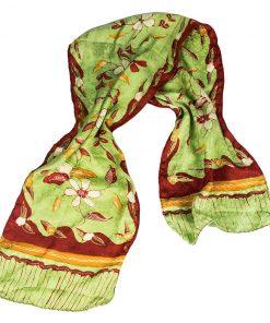 μεταξωτό μαντήλι μπατίκ Ινδονησίας