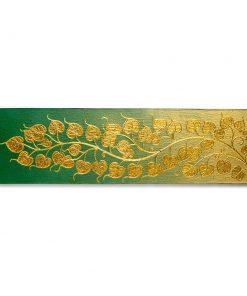 παραδοσιακοί πίνακες με φύλλα χρυσού