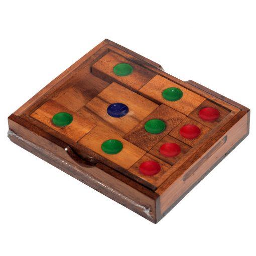 ξύλινο παιχνίδι Κουν Παν, μεγάλου μεγέθους