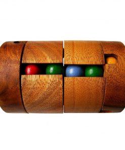 παιχνίδι κύλινδρος με μπάλες