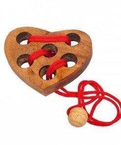 παζλ καρδιά