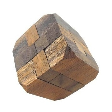 Interlocking puzzles games