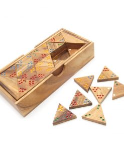 επιτραπέζιο παιχνίδι τριντόμινο