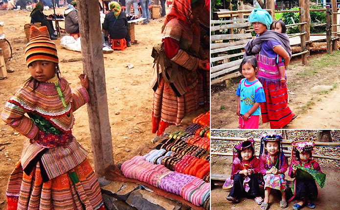 Ορεινές φυλές βόρειας Ταϊλάνδης (Lanna Hill Tribes)