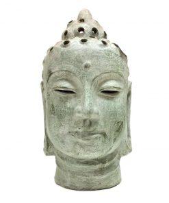 άγαλμα το οποίο απεικονίζει κεφάλι Βούδα