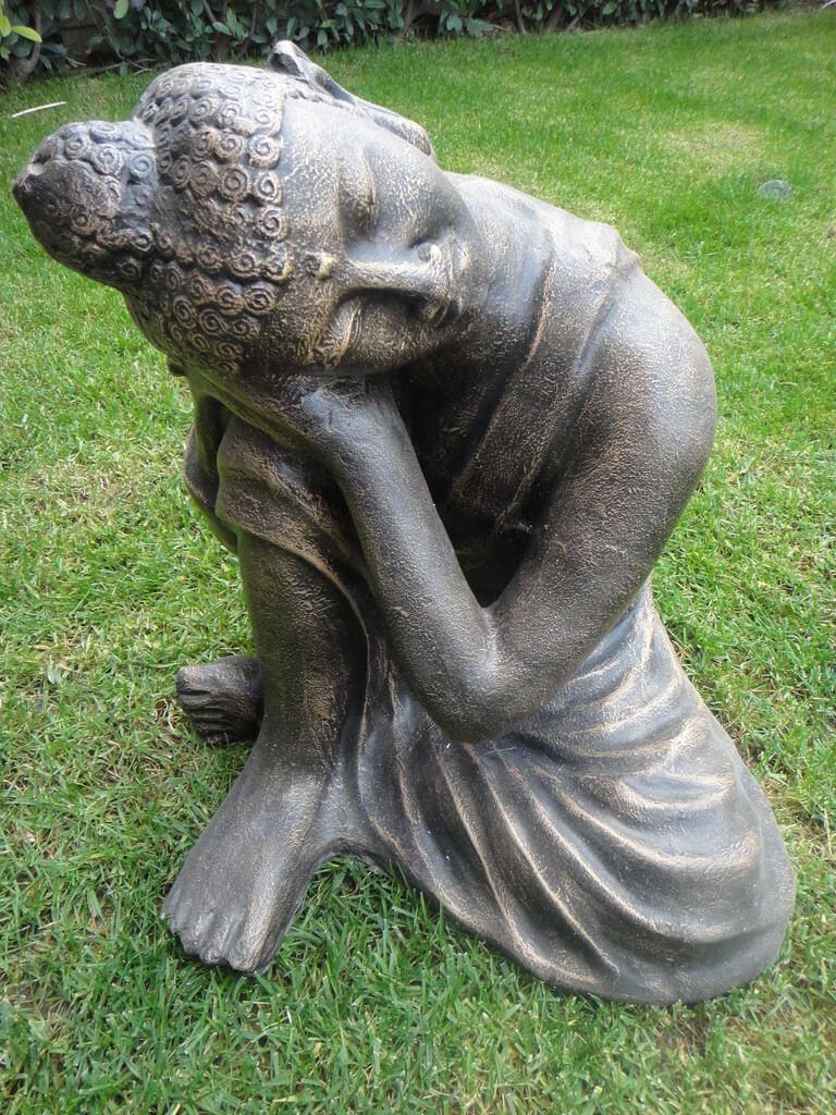 διακοσμητικό άγαλμα το οποίο απεικονίζει τον Βούδα