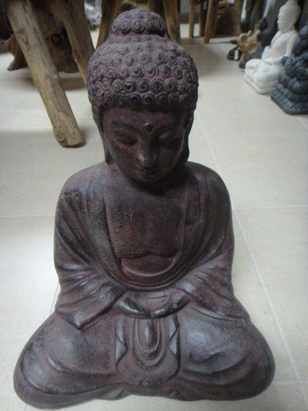 άγαλμα το οποίο απεικονίζει τον Βούδα να κάθεται