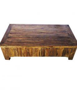ξύλινο τραπέζι σαλονιού