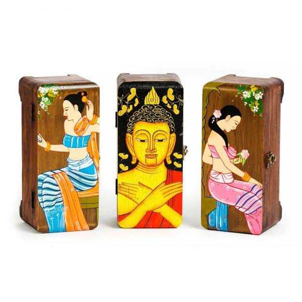 ξύλινο διακοσμητικό κουτί