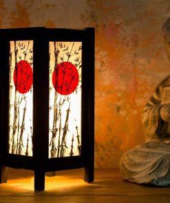 παραδοσιακό φωτιστικό Ασίας