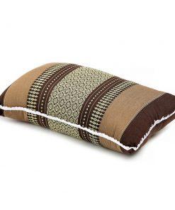 Παραδοσιακό μαξιλάρι Ταϊλάνδης σε σχήμα μαξιλαριού ύπνου