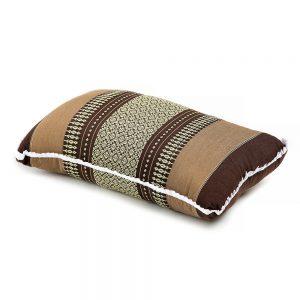 Παραδοσιακό μαξιλάρι Ταϊλάνδης σε σχήμα κλασικού μαξιλαριού ύπνου