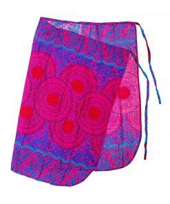 ροζ φούστα παρεό Ταϊλάνδης
