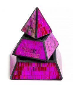 ψηφιδωτή πυραμίδα