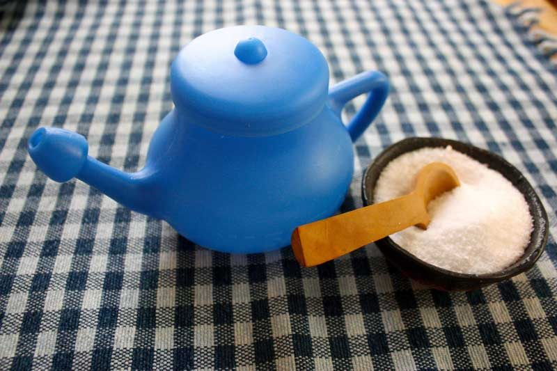 Δοχείο ρινικού καθαρισμού ( Neti Pot )