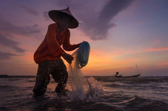 Παραδοσιακές παντελόνες Ταϊλάνδης (Thai fisherman pants)