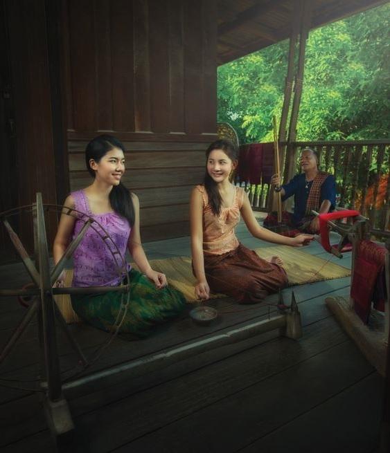 Μετάξι Ταϊλάνδης (Thai Silk)