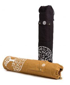 Τσάντα για στρώμα γιόγκα κεντημένη