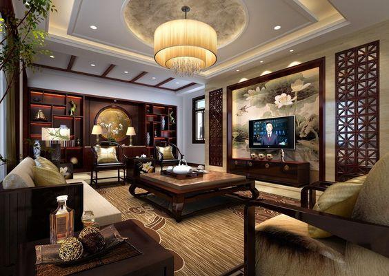 ιδέες για ασιατική διακόσμηση στο σπίτι