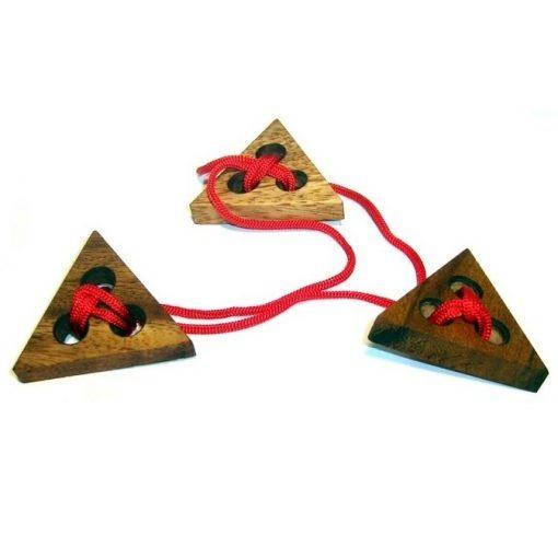 παζλ τρία τρίγωνα