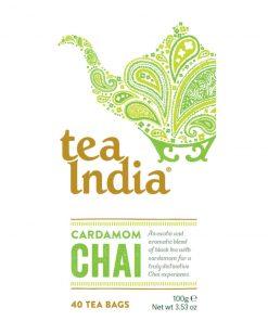 τσάι Tea India κάρδαμο