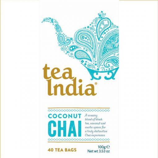 τσάι Tea India καρύδα