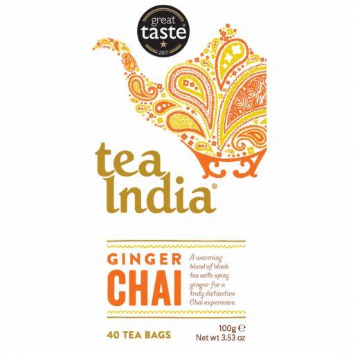 τσάι Tea India τζίντζερ