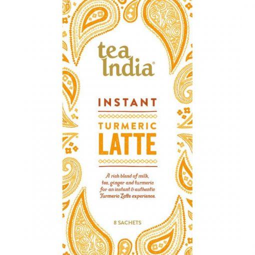 τσάι latte με κάρδαμο