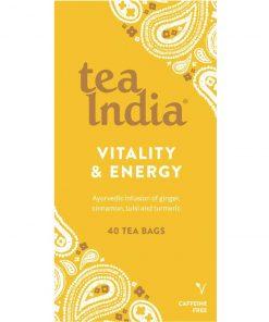 αγιουρβεδικό τσάι Ενέργεια & Ζωτικότητα